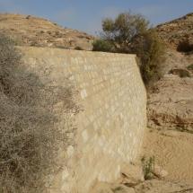 הסכר הגבוה בנחל ממשית
